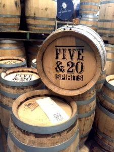 Five & 20 Spirits, NY