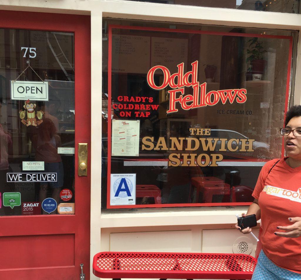 Odd Fellows Ice Cream New York