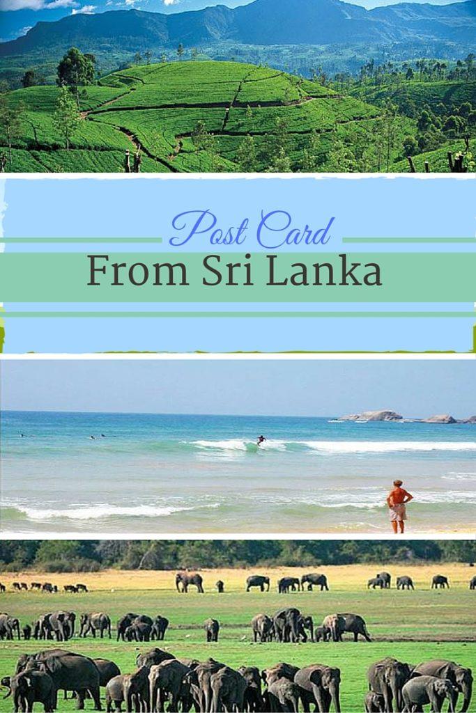 Post Card From Sri Lanka