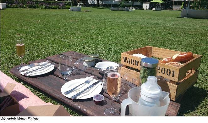Warwick Wine Estate South Africa