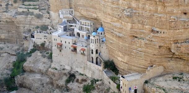 Mount of Temptation Israel