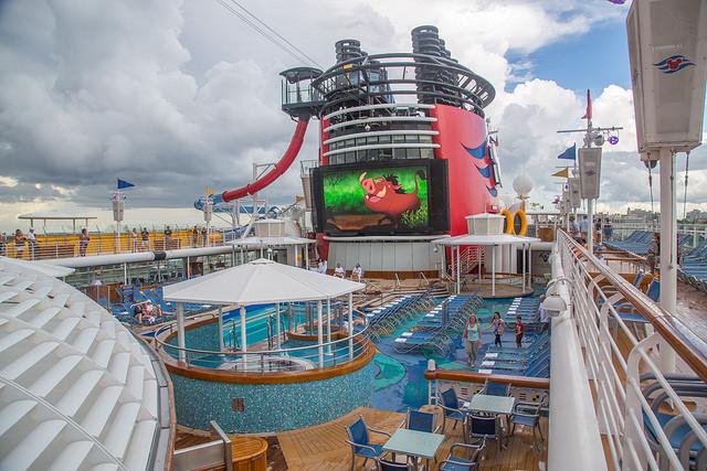 Disney Cruise Ship Entertainment
