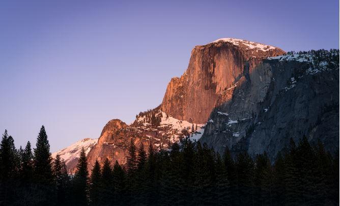 Half Dome Yosemite National Park, CA