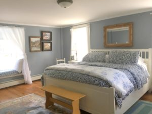 1837 Cobblestone Cottage Bedroom