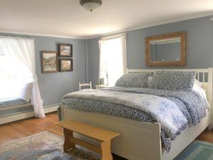 1837 Cobblestone Cottage Bedroom