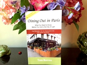 Dining Out In Paris