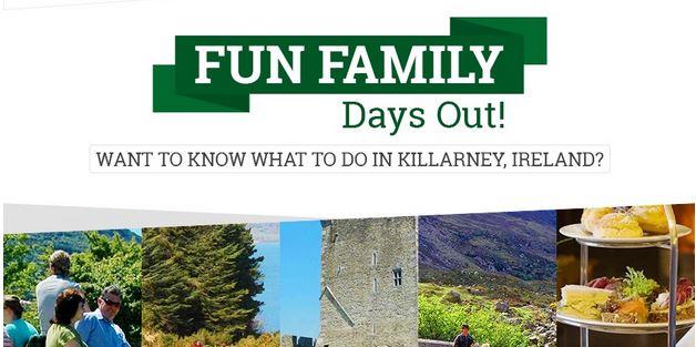 Family Fun in Killarney Ireland