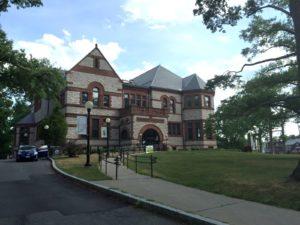 Forbes Library Northampton MA