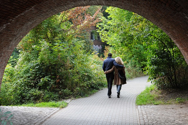 Bridge Couple