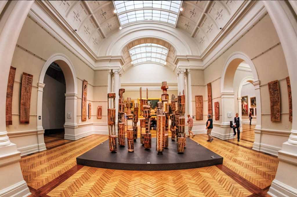 Art Gallery New South Wales Australia
