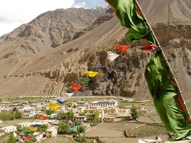 Tabo Monastery India