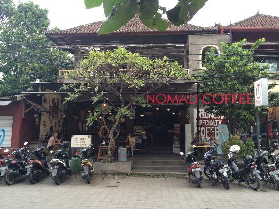 Ubud Bali Wifi Cafe