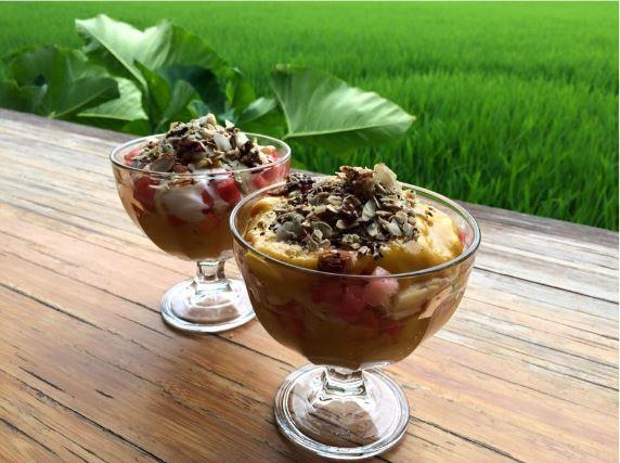 Ubud Natural Cafe Bali
