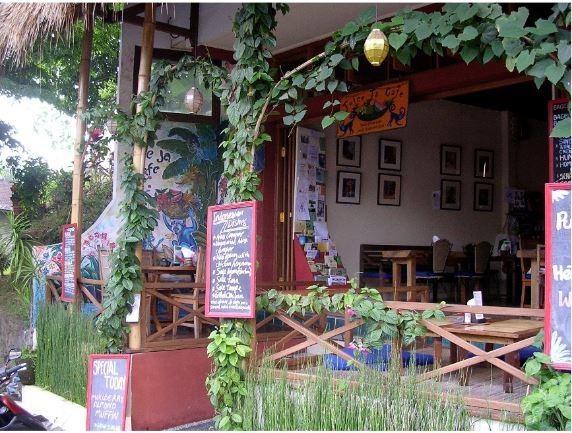 Ubud Internet Cafe, Bali