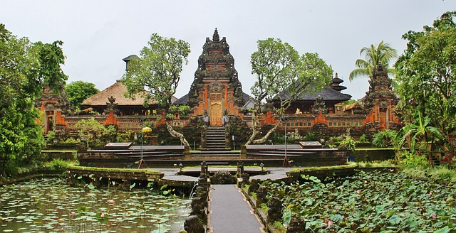 Ubud Bali Ancient Temple