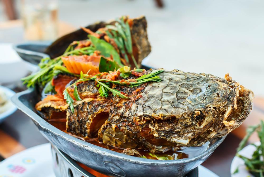Batam Fish Soup