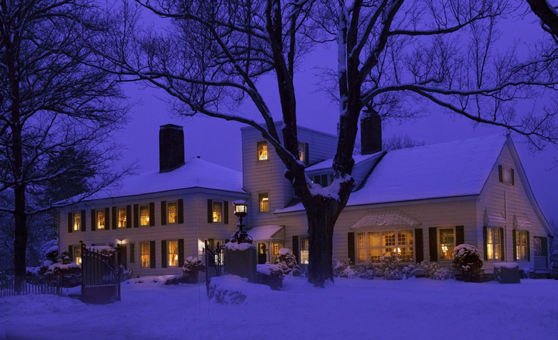 Inn at Ormsby Hill Vermont