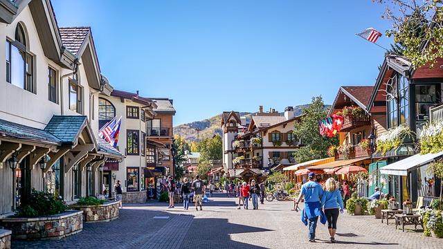 Vail Colorado Ski Resort