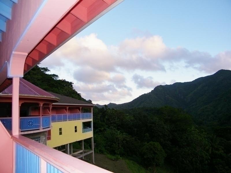 Calabash Mountain Inn St. Lucia