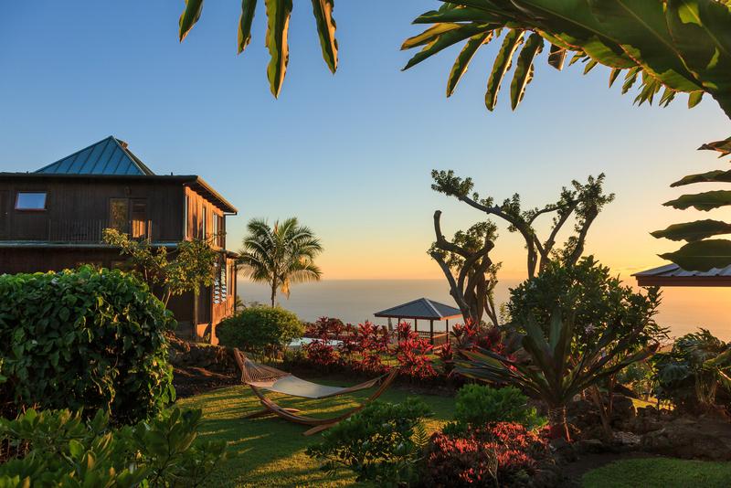 Halualoa Inn House Hawaii