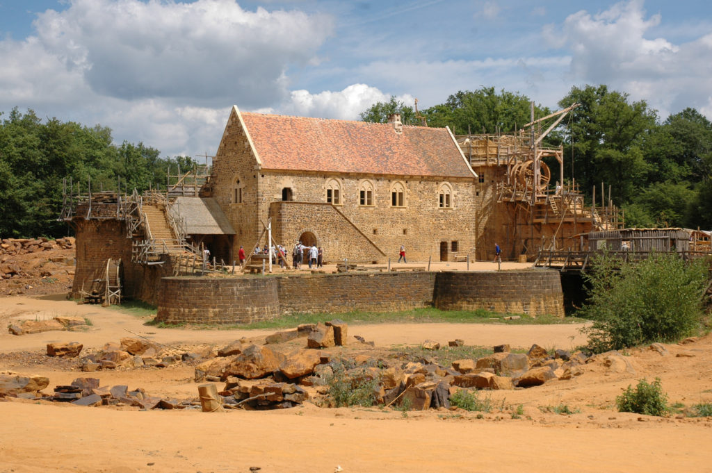 Guedelon France