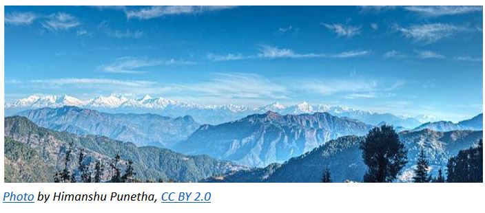 Uttarakhand Mountains India