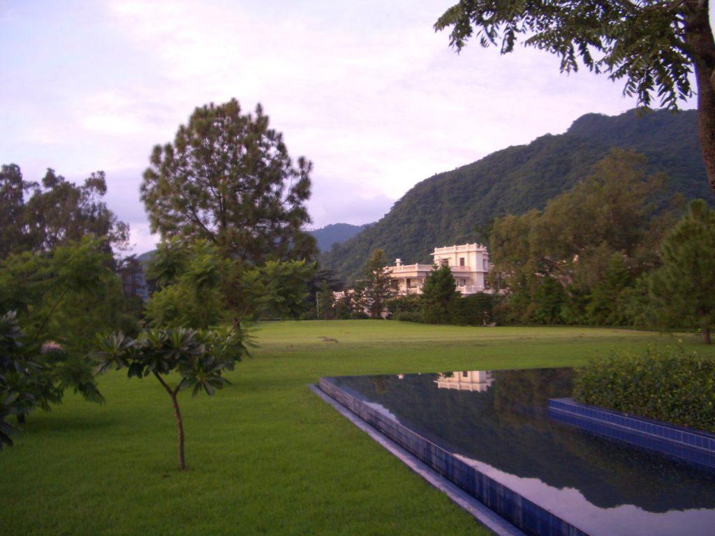 Ananda Spa Hotel