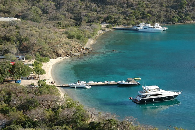 British Virgin Islands Yacht Vacations