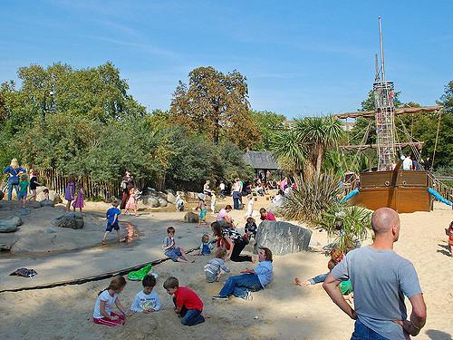 Princess Diana Memorial Playground London