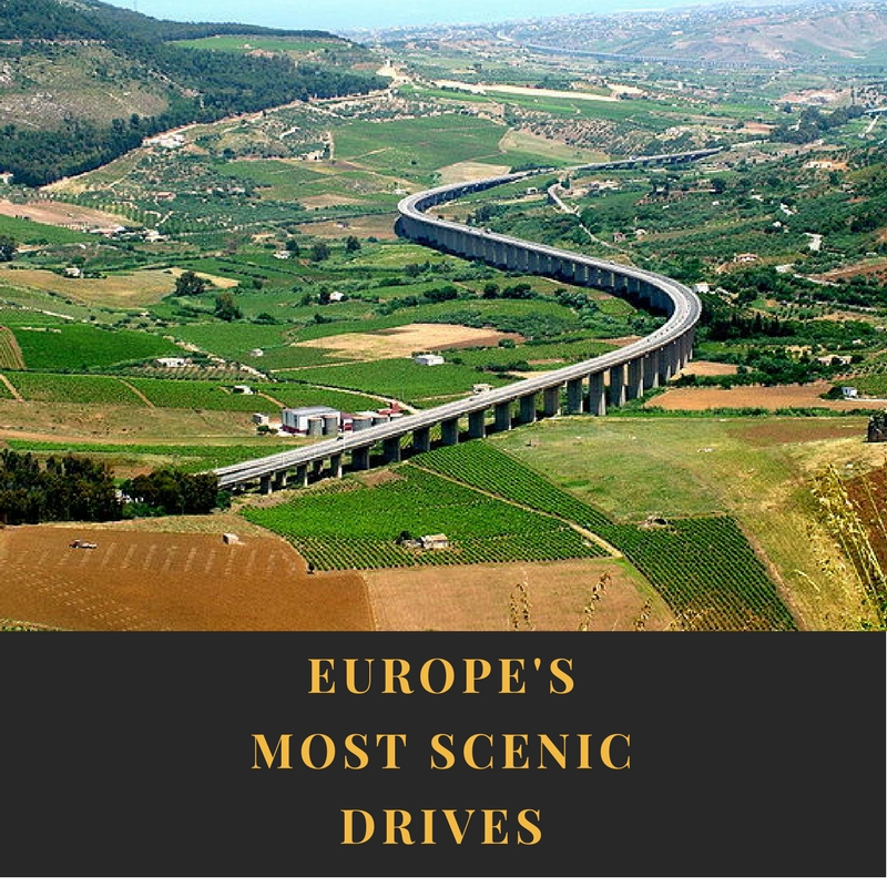 Europe's Most Scenic Drives