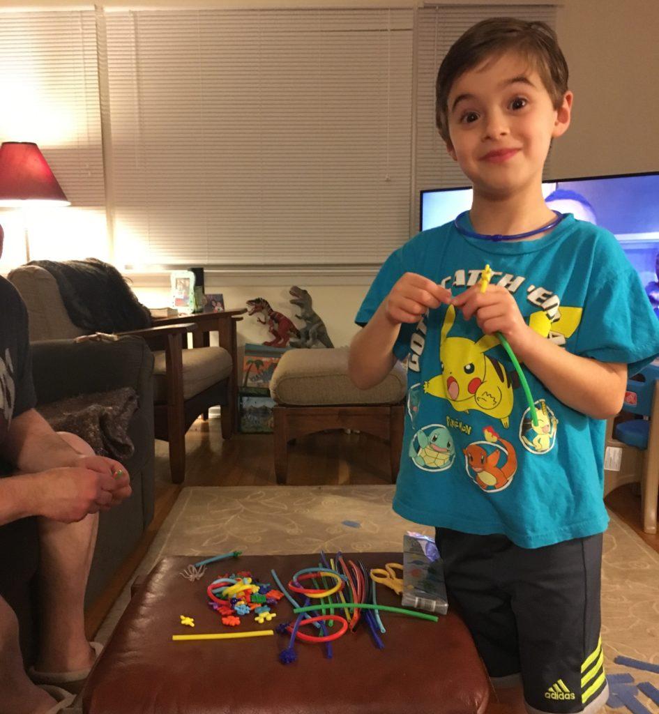 Jacob with Wacky Links