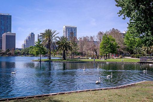 Eola Park Orlando