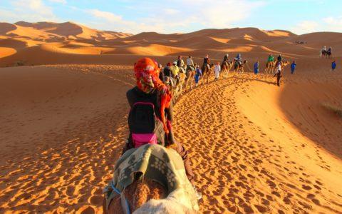 Top Desert Trekking Adventures in Morocco