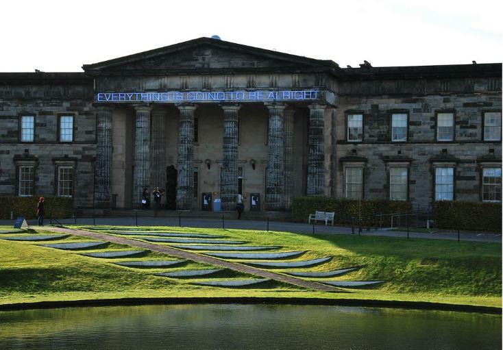National Galley of Modern Art Scotland