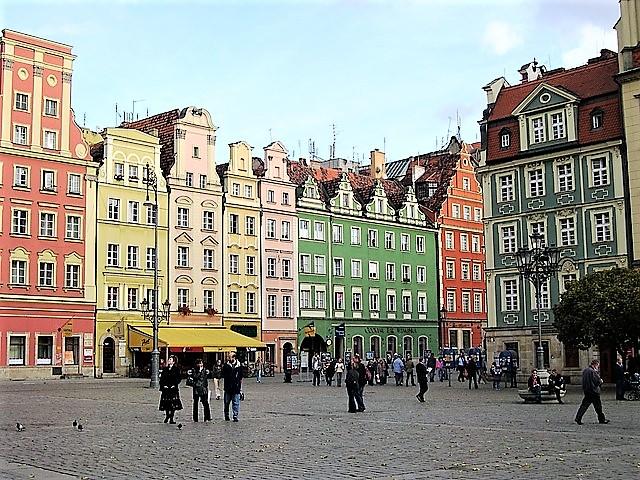 Rynek marketplace, Poland