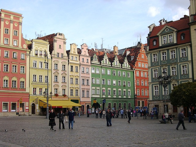 Rynek Market Square Poland