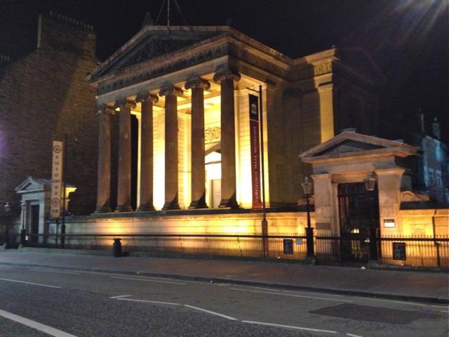 Surgeons Hall Museums Edinburgh Scotland