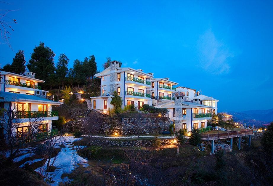 Terraces Resort Hotel, Kanatal, India