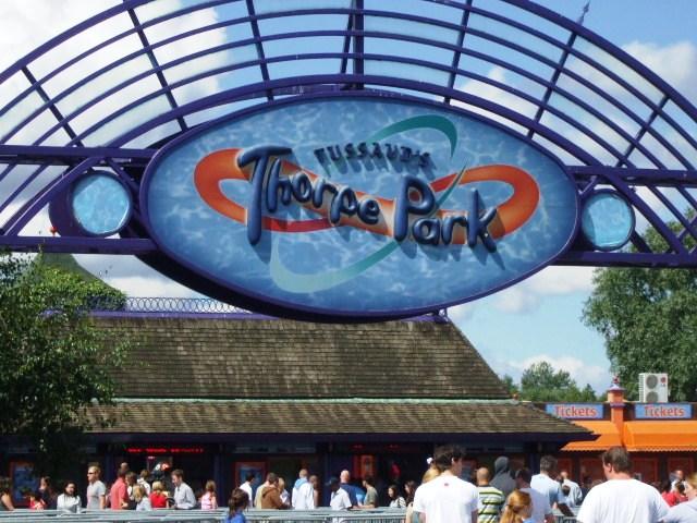 Thorpe Park London