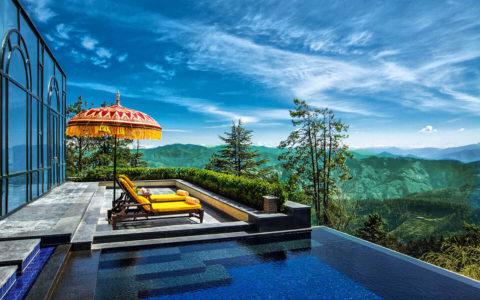 Stunning Resort Hotels in the Himalaya Mountains