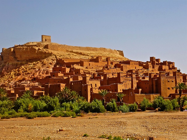 Morocco Fortress