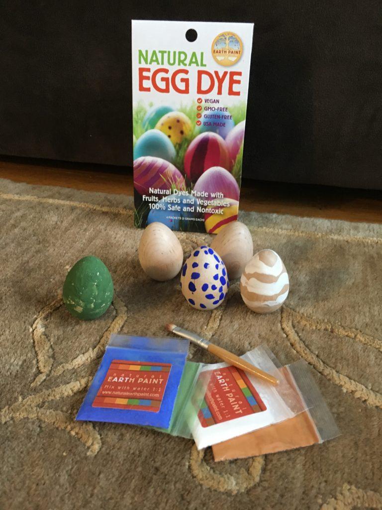 Earth Paint Egg Dye Kit