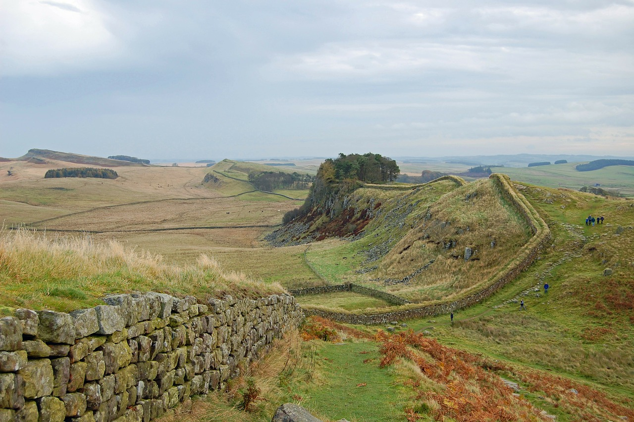 Hadrian's Wall UK