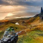 Isle of Skye Scotland UK