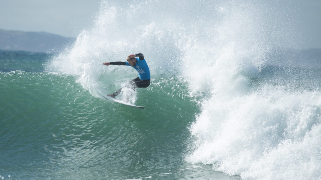 Jeffreys Bay Surfing, South Africa
