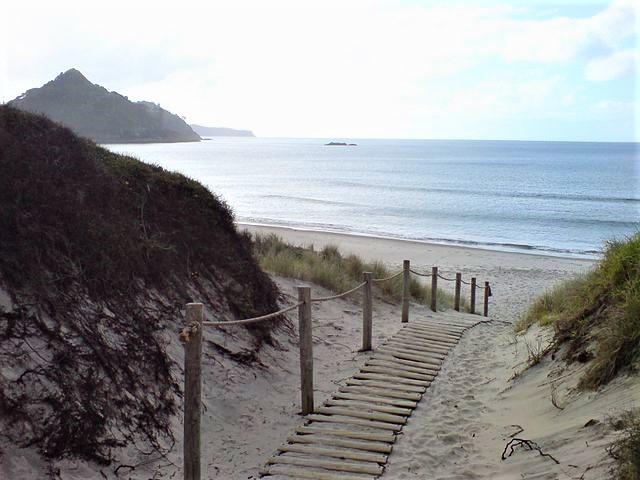 Medlands Beach Great Barriers Island New Zealand