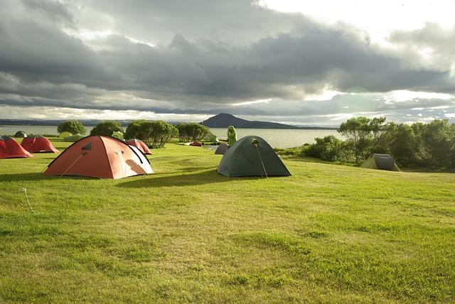Lake Myvtan Iceland