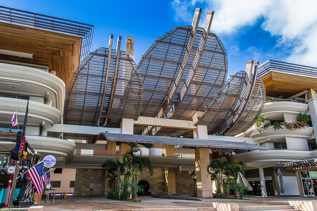 New Caledonia Mall