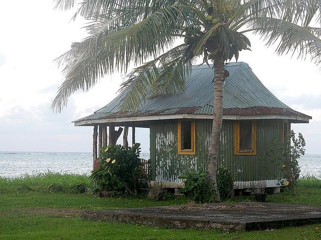 Apia Samoa - Beach Hut