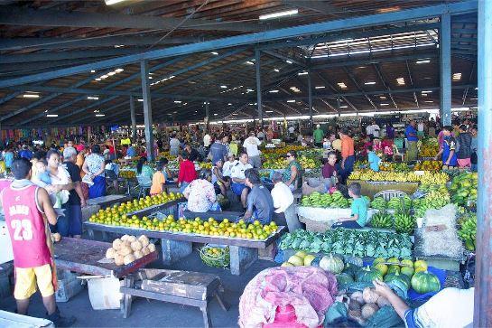 Apia Marketplace, Samoa